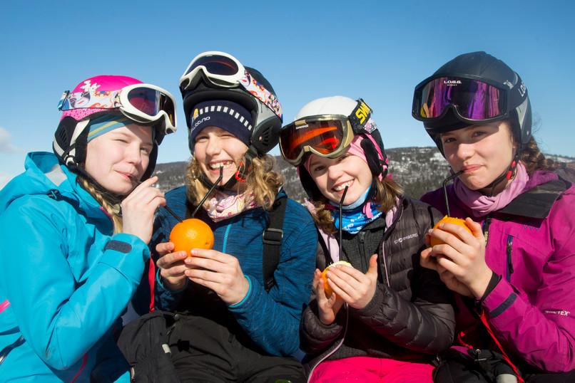Slidrebanken sin skidag