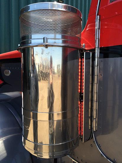 Backlit Air Cleaner Bars - Rear