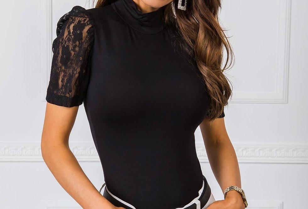 Czarna bluzka Jasmina RUE PARIS