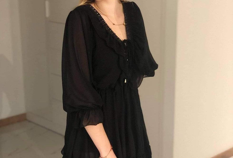 Sukienka DAGA BLACK