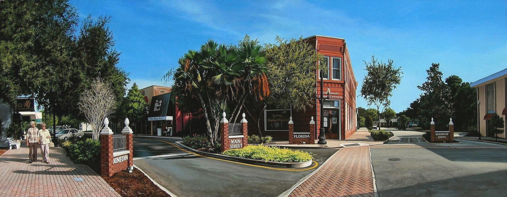 Downtown Dunedin: $7,800