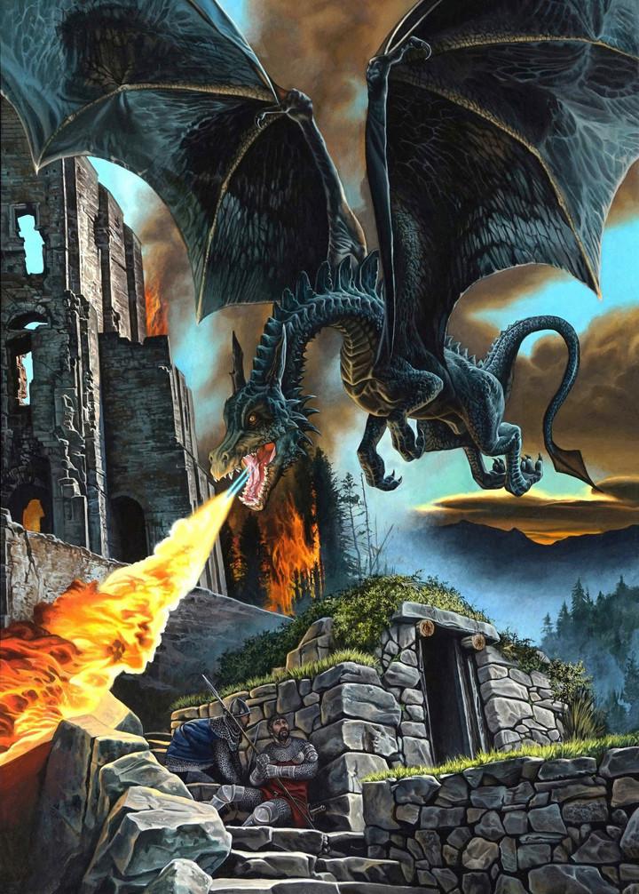 Dragon Attack: $6,300