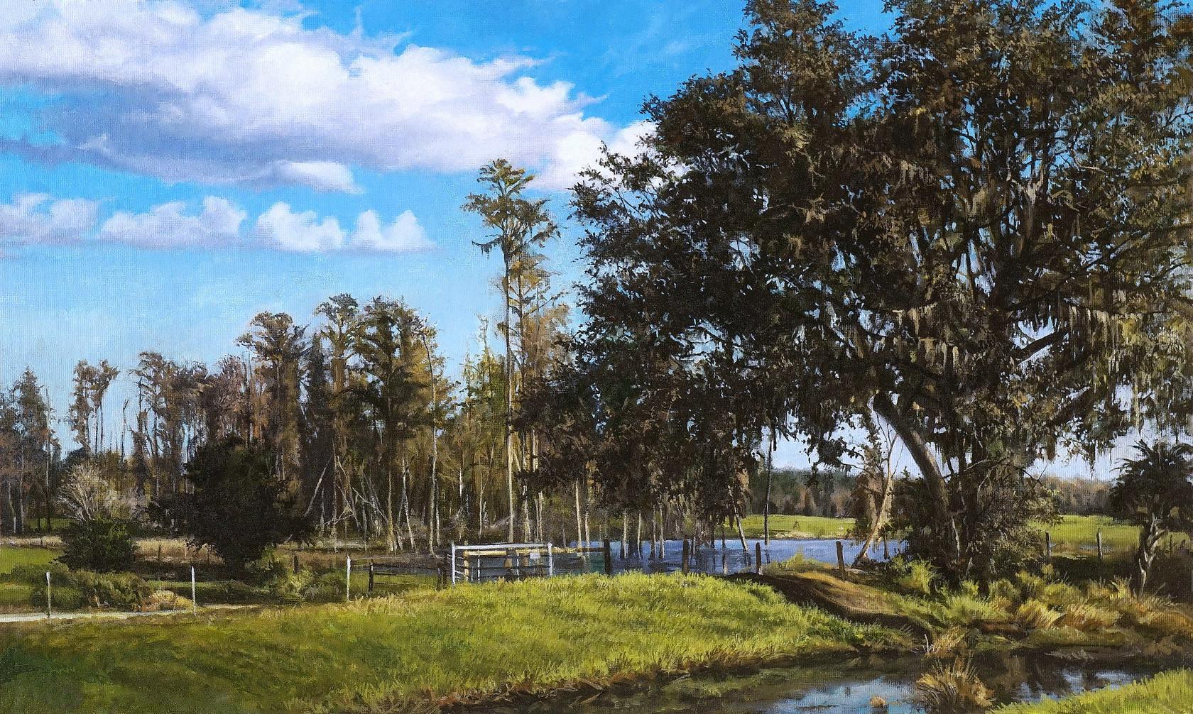 Serene Summer Oak: $1,950