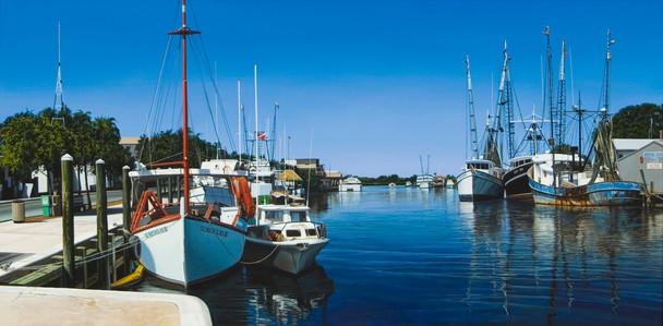 Sponge Docks: $9,800