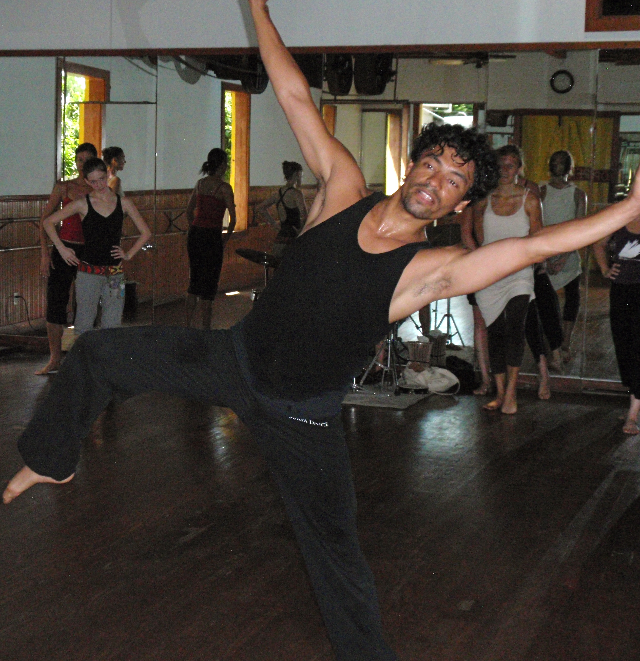 Daniel from Limon Dance Company