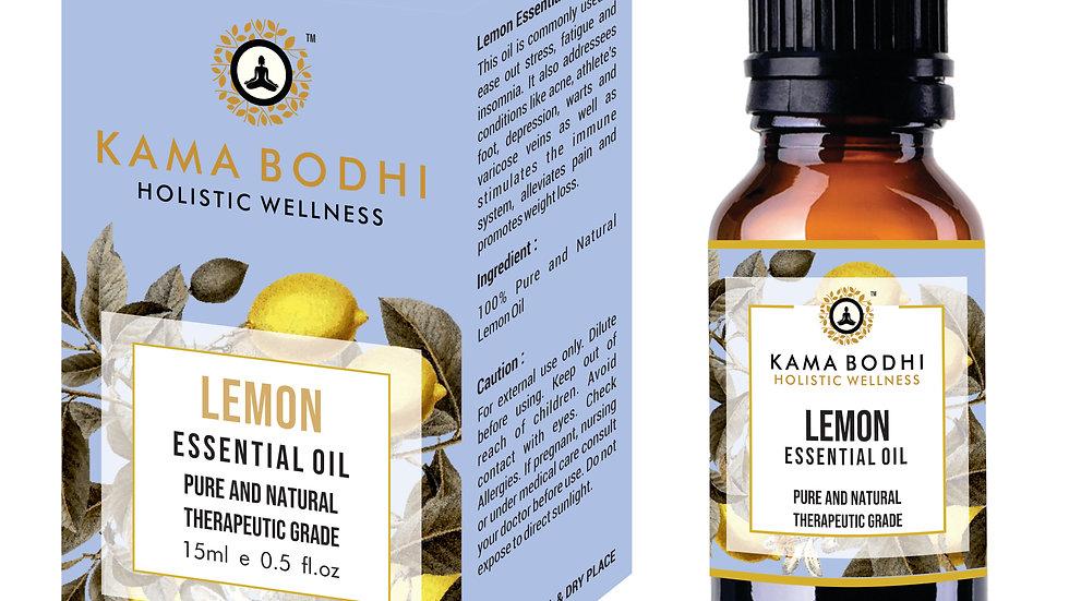 Lemon (Citrus × limon) Essential oil