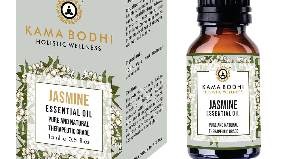 Jasmine (Jasminum sambac) Essential oil