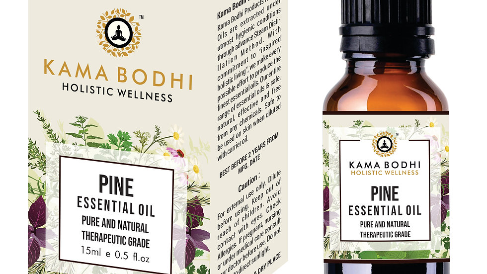 Pine (Pinus) Essential Oil