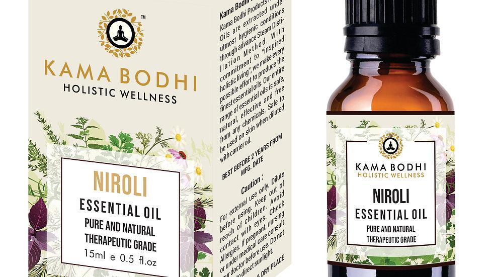 Neroli (Citrus aurantium) Essential oil