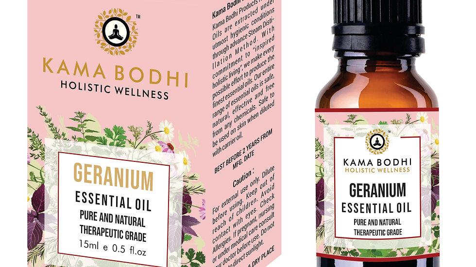 Geranium (Pelargonium) Essential oil