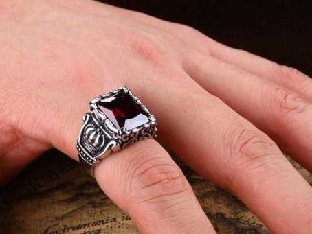 IMPORTANT GUIDELINES TO TAKE CARE WHEN BUYING RUBY RINGS FOR MEN