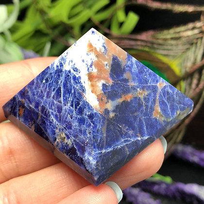 Lapiz Lazuli Pyramid