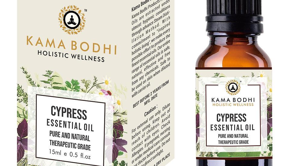 Cypress (Cupressus) Essential  Oil