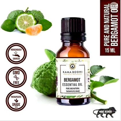 Bergamot (Citrus bergamia) Essential Oil