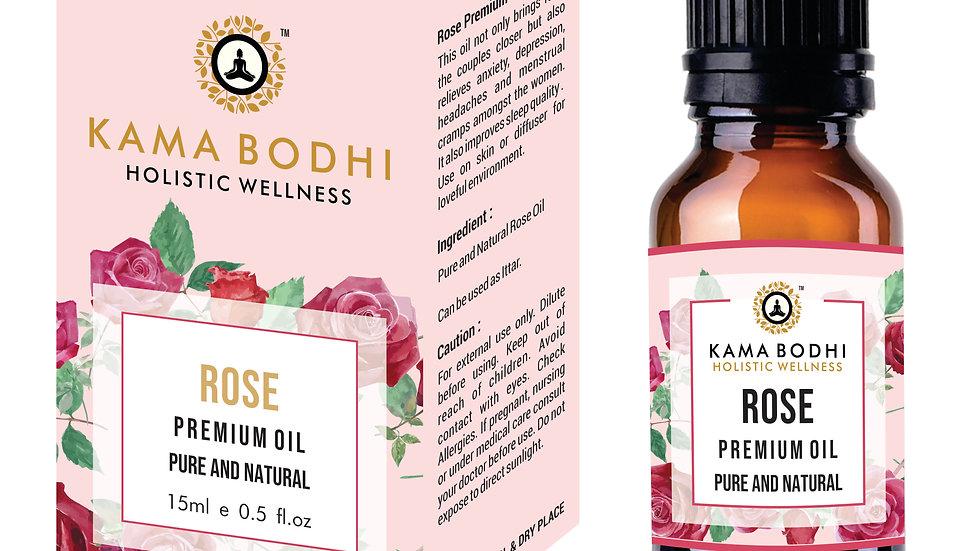 Rose (Rosa) Premium oil