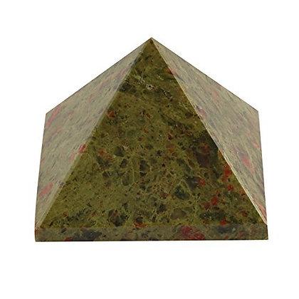 Unakite Pyramid