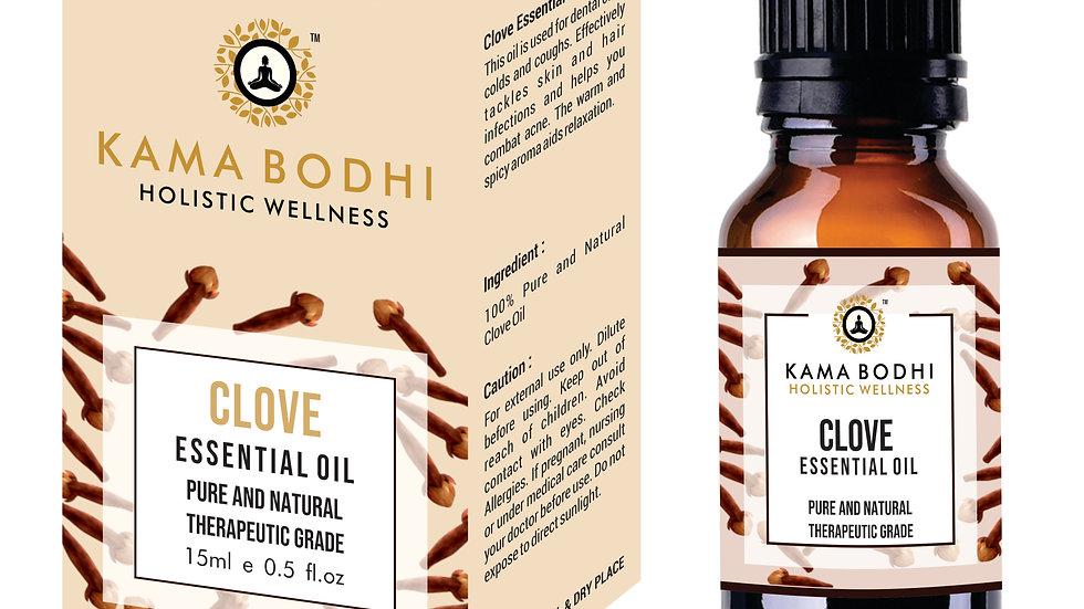 Clove (Syzygium aromaticum) Essential oil