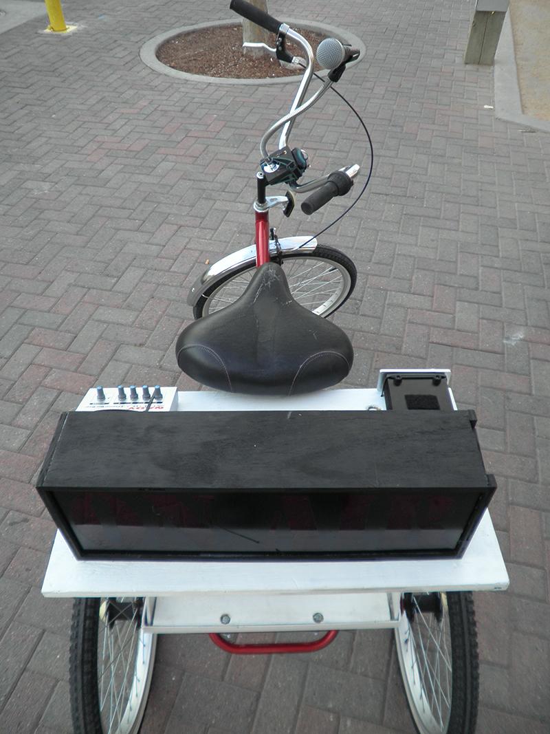 Radio Bike