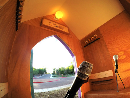 Radio Confessional considered for The Paseo arts festival!