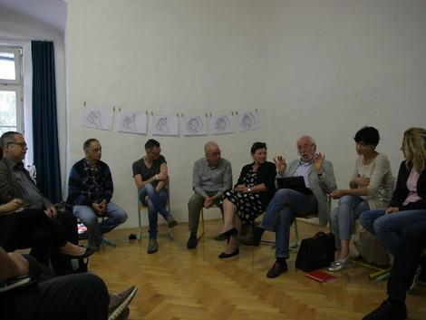 "Conference ""Alpe Adria Danube network for desinstitutionalisation"""