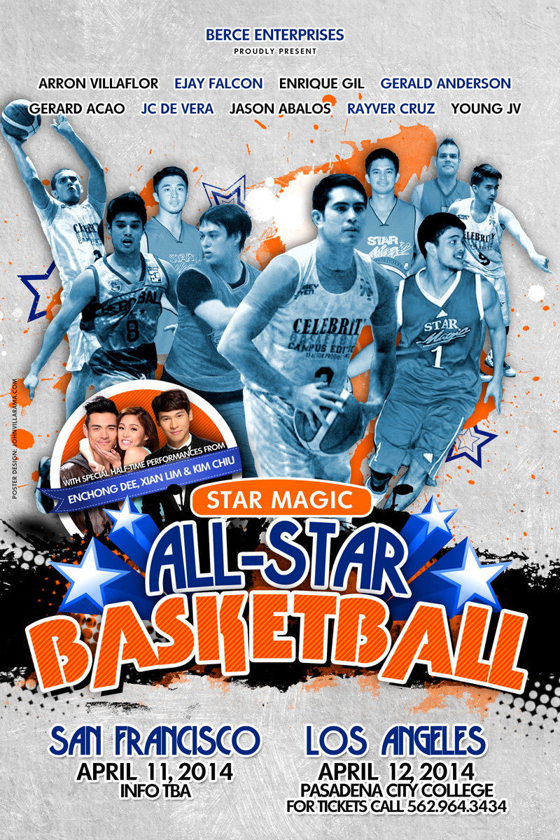 Star Magic All Star Basketball