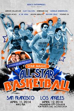 Star Magic All Star Basketball