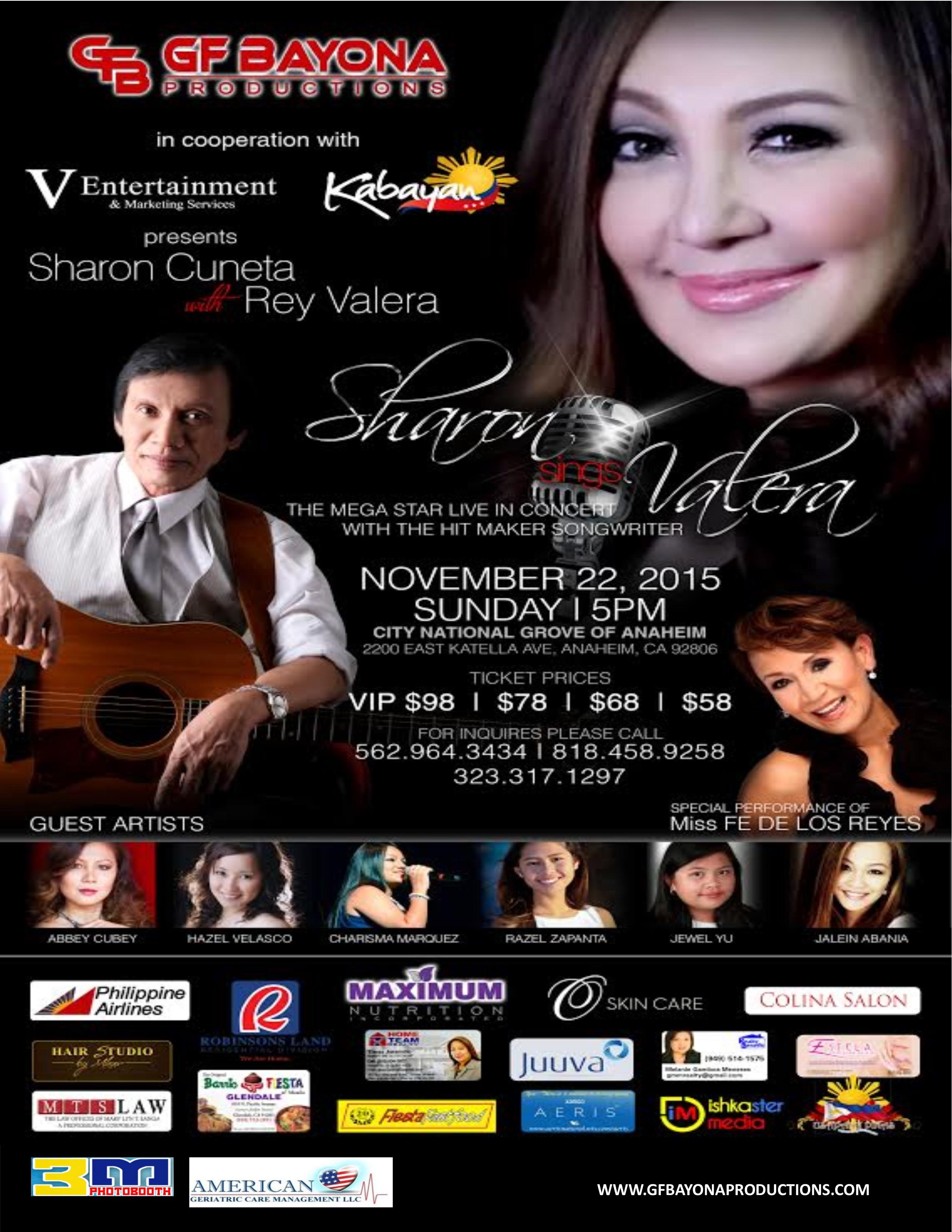 Sharon Sing Valera