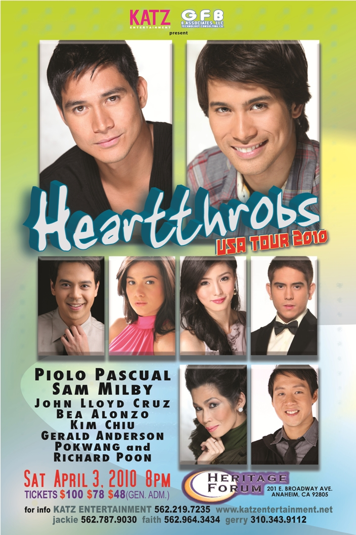 Heartthrobs