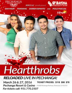 Heartthrobs Reloaded