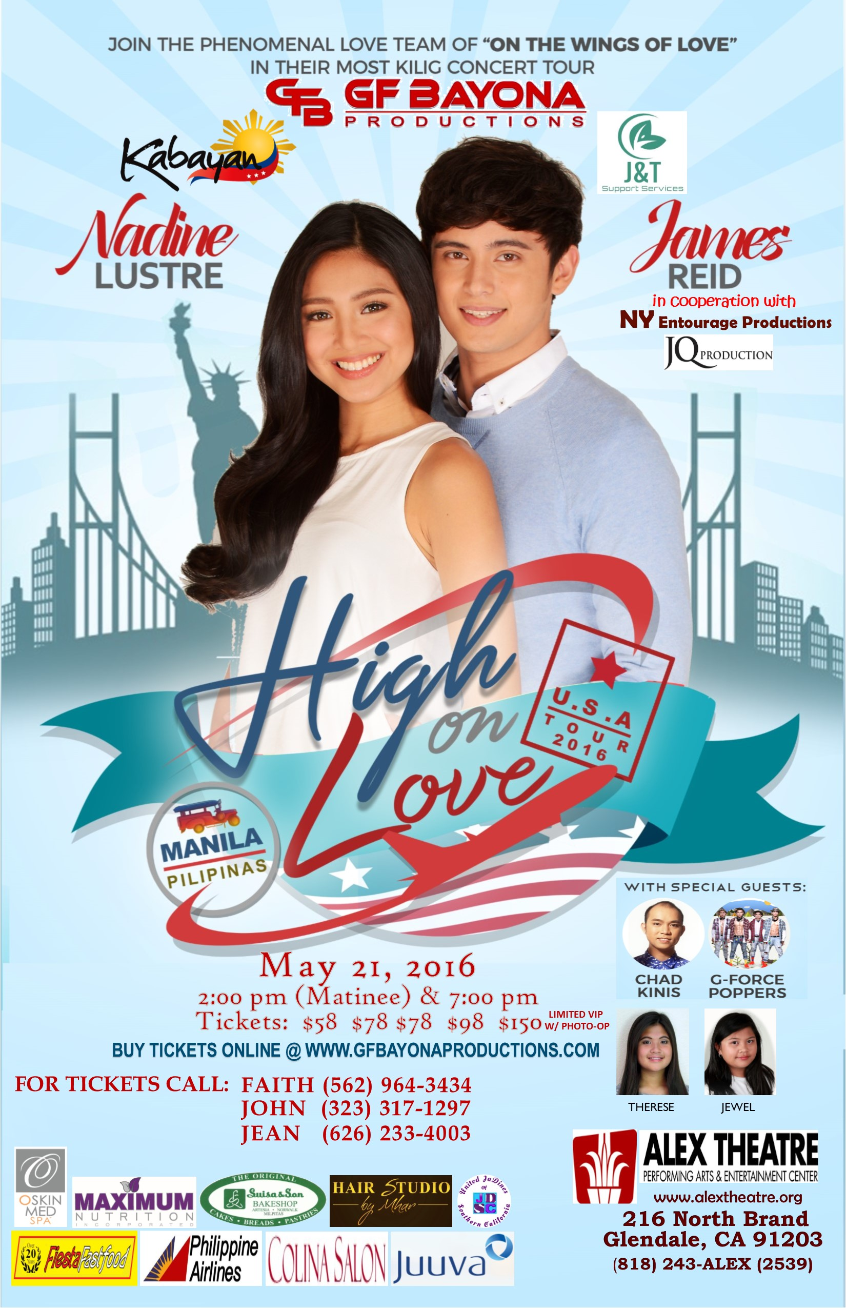 Jadine - High on Love