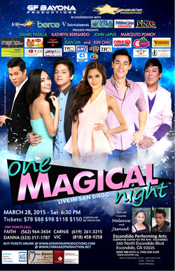 One Magical Night
