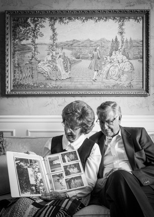 Barbara & Richard