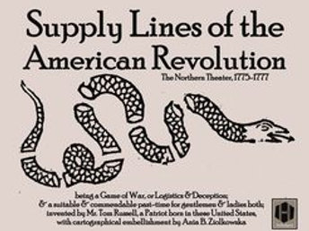 Supply Lines of the American Revolution: The Northern Theater 1775-1777