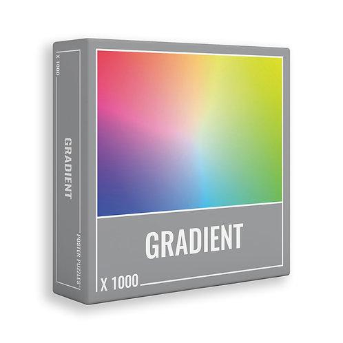 Puzzle Gradient 1000 peças