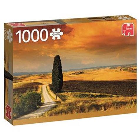 Puzzle PC Tuscan Sunset 1000 Peças