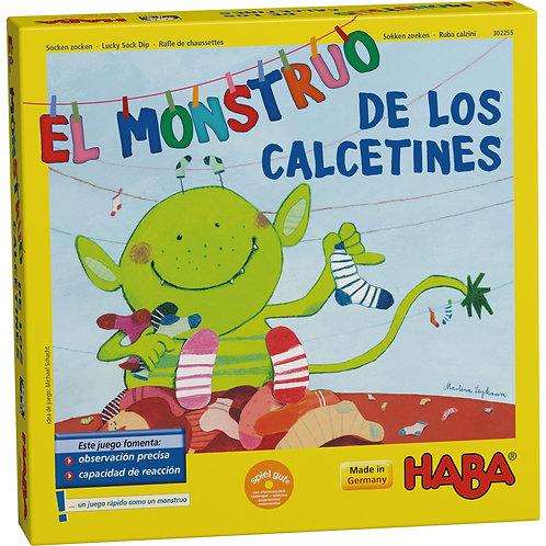 El monstruo de los Calcitines