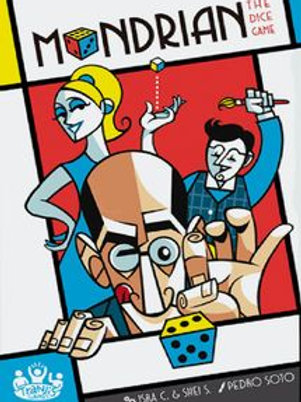 Mondrian: The Dice Game