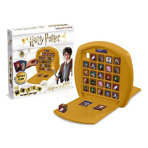 Match – Harry Potter White Style