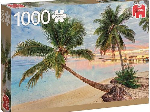 Puzzle PC French Polynesia 1000 Peças