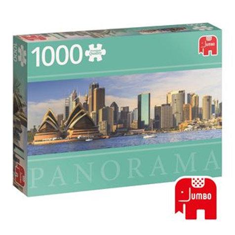 Puzzle PC Sydney Skylines Panorama 1000 Peças