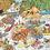Thumbnail: Puzzle Wild Water Rafting 3000 Peças