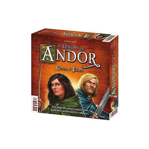Lendas de Andor: Chada e Thorn