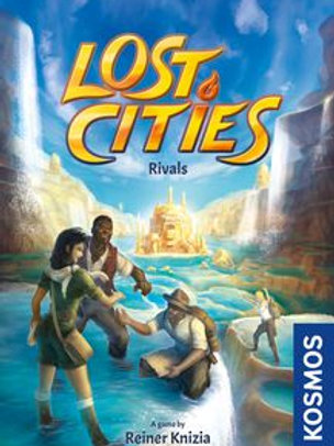 Lost Cities: Rivals