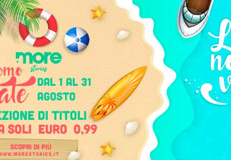 Promo estate 2019 - Tanti titoli a €0,99