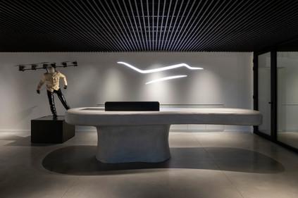 Desk Sculpture @ FLYING GROUP