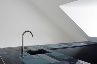 Blue Kitchen by N&R