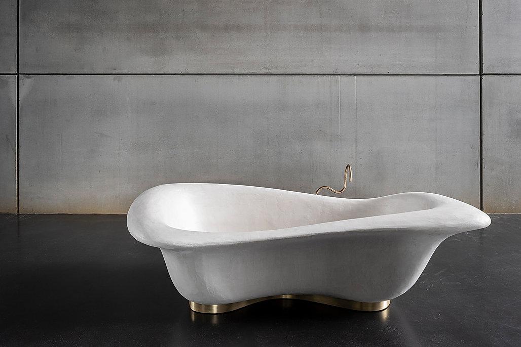 Bath Sculpture - Handmade - Organic - Ba