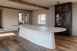 / Neststone Sculpture - Dinner Table - Natural
