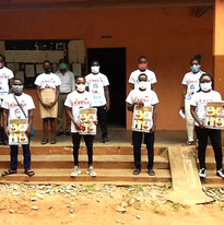 Group trainees awareness campaign
