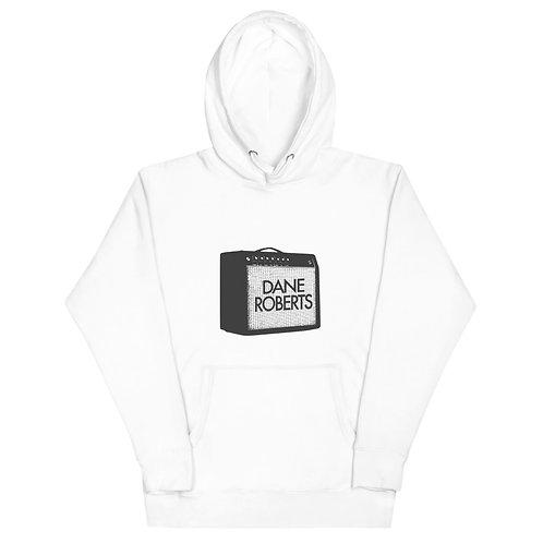Dane Roberts (#004) - White Unisex Hoodie